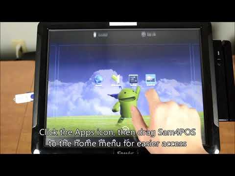 Sam4POS - How to install SAM4POS POS Solution
