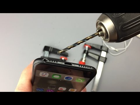 How To Add a Headphone Jack to Your iPhone 7
