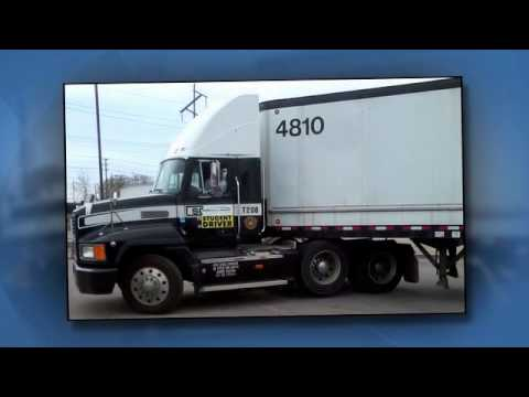 Truck driving school Indianapolis CDL training