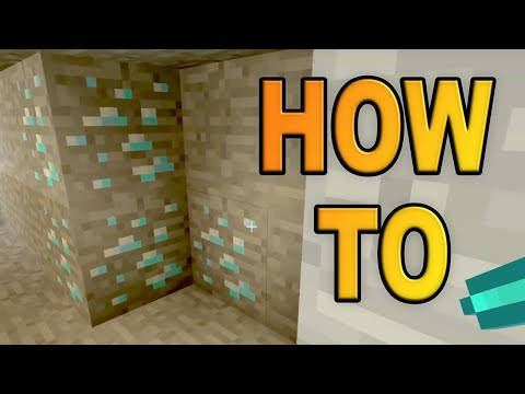 BEST Way to Find Diamonds in Minecraft!