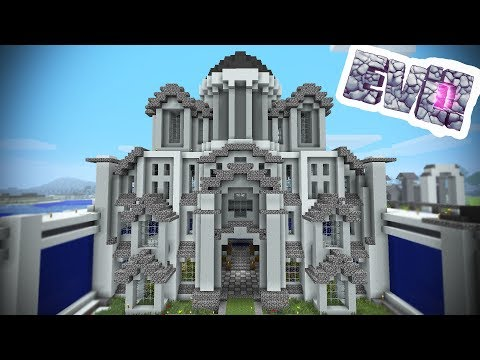 BUILDING DONE! - Minecraft Evo SMP #30