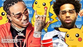 CONSPIRACY: Why Rappers are OBSESSED with Pokemon