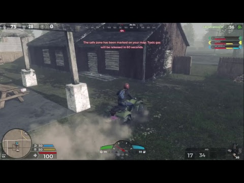 H1z1  with a friends