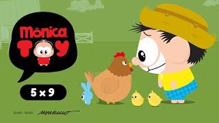 Mônica Toy   Mãe é mãe (T05E09) Especial de Dia das Mães