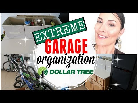 DOLLAR TREE DECLUTTER WITH ME ● ORGANIZATION TIPS + HACKS ● MUDROOM / GARAGE ● BEFORE AND AFTER