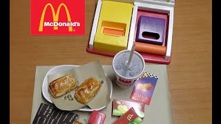 【McDonald】1990s Hot Apple Pie Making Kit