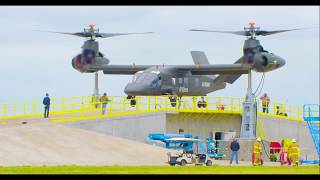 Bell Helicopter - V-280 Valor Helicopter Rotors Ground Run & 100% Rotor RPM Testing [1080p]