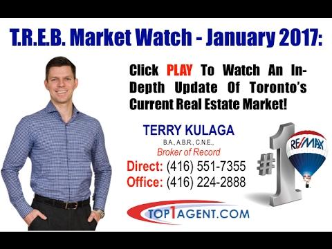 Toronto Real Estate Market Update   February 2017