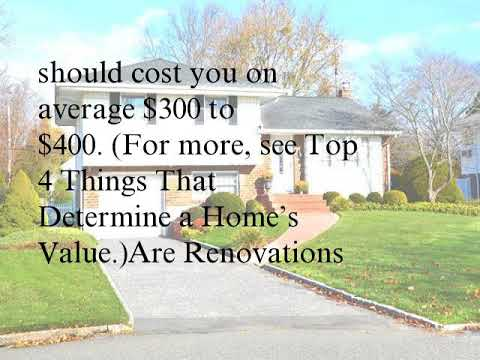 Retiring and Selling Your House  Price It Right