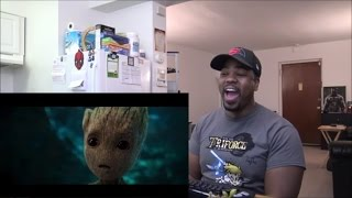 Guardians of the Galaxy Vol. 2 Teaser Trailer REACTION!!!