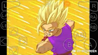 GBA emulator: Dragon Ball Z super sonic warriors Goku's story:Goku vs the Androids