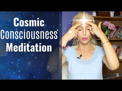 Connect To Your COSMIC/Higher SELF Meditation