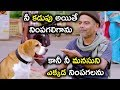 నీ కడుపు అయితే నింపగలిగాను కానీ నీ మనసుని ఎక్కడ  - Latest Telugu Movie Scenes - Rajendra Prasad