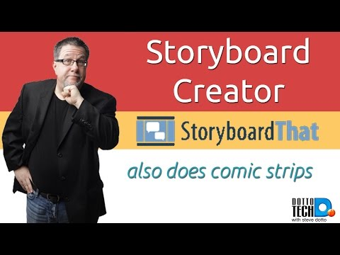 Storyboard That, Tell Your Story in Style!