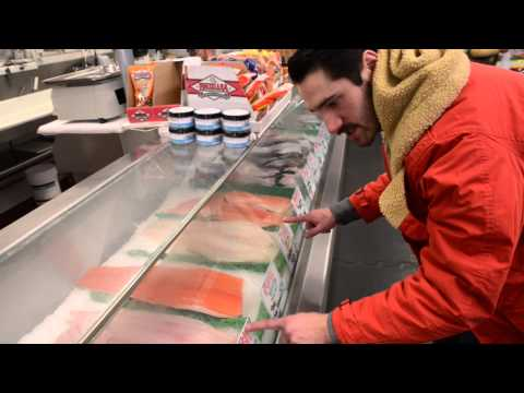 Selecting Fish For Purchase