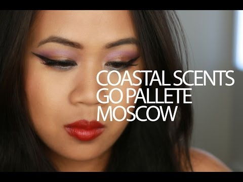 Go Palette Moscow | Makeup Mayhem #11
