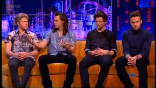 One Direction Interview FULL (Jonathan Ross Show 21st Nov 2015)