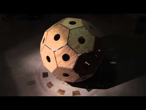 World's Best Truncated Icosahedron Movie