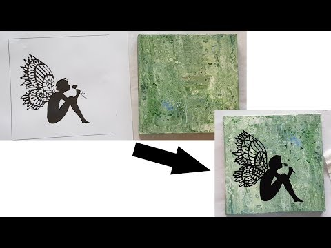 223 How to Transfer an Ink Jet Image - the Old Fashioned Method