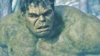 Avengers 2: Age of Ultron   Beauty tames the Beast official FIRST LOOK clip (2015) Hulk