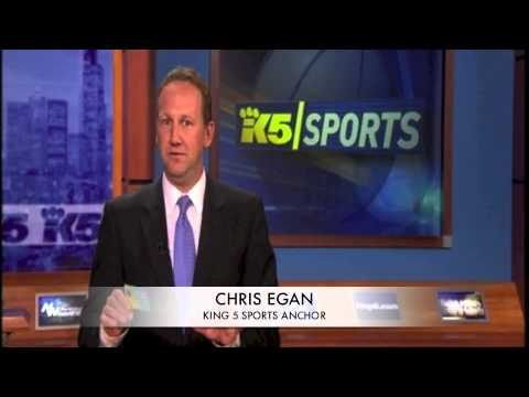 King 5 Sports Anchor Chris Egan: Get a Pierce County Library Card