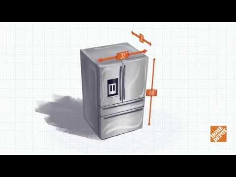 HomeDepot Measure Refrigerator WEB2min50 FR Youtube 160531