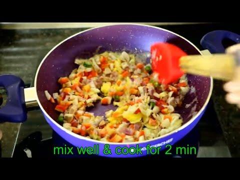 Fried EGG  MAGGI NOODLES Recipe  TANUTALKS  