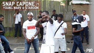 P110 - Snap Capone Ft. Young Marv & Stardom - All We Talk [Music Video]