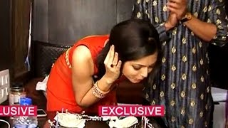 Drashti Dhami Celebrates Her Birthday With 'Pardes Mein Hai Mera Dil' Starcast |Exclusive