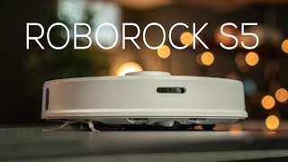 The Best Robot Vacuum Cleaner? // Roborock S5