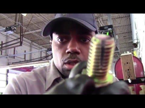 DIY thread chaser / Tap - stripped Honda Drain plug repair