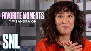 Download SNL Host Sandra Oh's Favorite Moments Video
