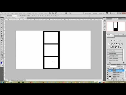 Making Photo Booth Strips in Photoshop : Photoshop Tutorials