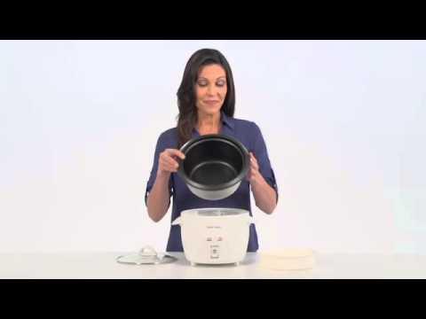 Black + Decker 14-Cup Rice Cooker