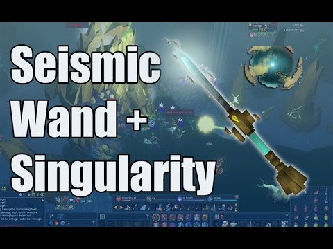 Runescape | Re-buying Seismic Wand + Singularity | PvM Economy declining?