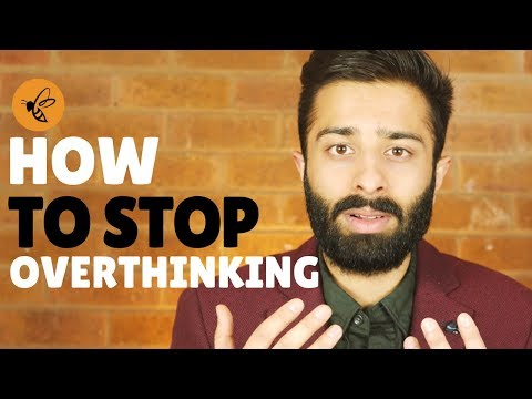 How To Stop Overthinking Everything (& Turn Worrying Into Success)