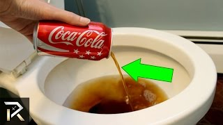 POOP FOUND IN SODA!! (30 Facts You Won
