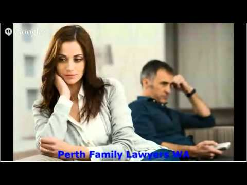 Enlisting A Perth Family Lawyer For Divorce