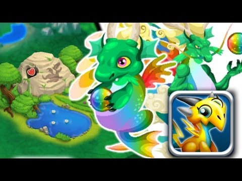How to breed Legendary Dragon! Dragon City Mobile!