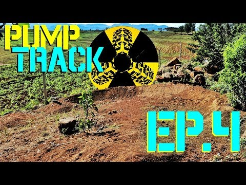 How to maintain a pump track