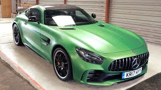 Mercedes-AMG GT R Walkaround - Top Gear