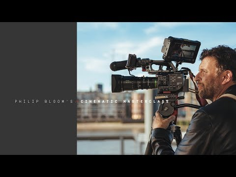 """Philip Bloom's Cinematic Masterclass: Ep 0 How to """"lens whack"""" and intro"""