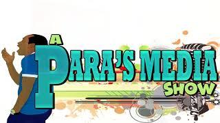 A Para's Media Show afl1 19  maart 2018