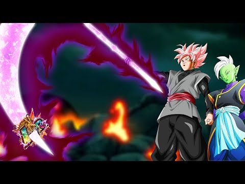 JP iTUNES CARDS GIVEAWAY! LR Goku Black & Zamasu Summons   Dragon Ball Z Dokkan Battle
