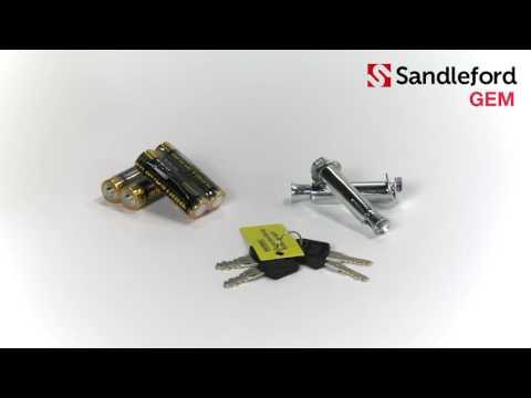 SANDLEFORD GEM SAFE F&B
