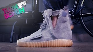 "Yeezy Boost 750 ""grey/gum"" 