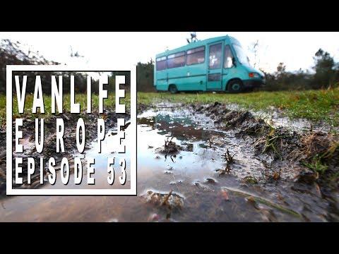 Vanlife Vlog: Hot Springs, Good Friends and Pizza Vanstyle