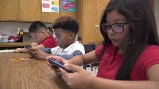 National STEM/STEAM Day @ Dallas ISD (raw footage)
