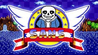 Sonic 1 - Sans !!