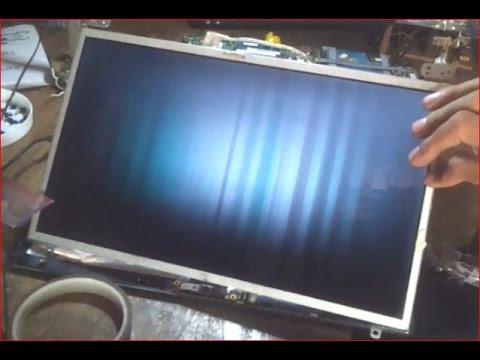 Laptop white screen repair acer aspire-part 1
